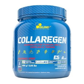 Olimp Collaregen, proszek, smak cytrynowy, 400 g