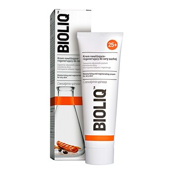 Bioliq 25+, krem nawilżająco-regenerujący do cery suchej, 50 ml