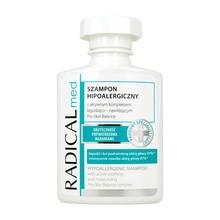 Radical Med, szampon hipoalergiczny, 300 ml