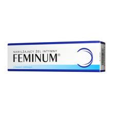 Feminum, nawilżający żel intymny dla kobiet, 60 g