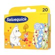 Salvequick, plastry mix Muminki, 20 szt.
