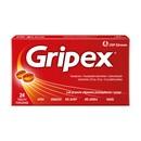Gripex, tabletki powlekane, 24 szt.