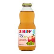 HiPP BIO, herbata z melisy z sokiem jabłkowym, po 4. miesiącu, 500 ml