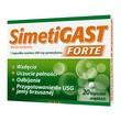 Simetigast Forte, kapsułki elastyczne, 20 szt.