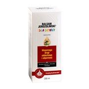 Balsam Jerozolimski dla dzieci, syrop, 200 ml