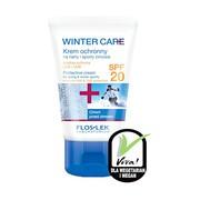 FlosLek Laboratorium Winter Care, krem ochronny na narty i sporty zimowe, SPF 20, 50 ml