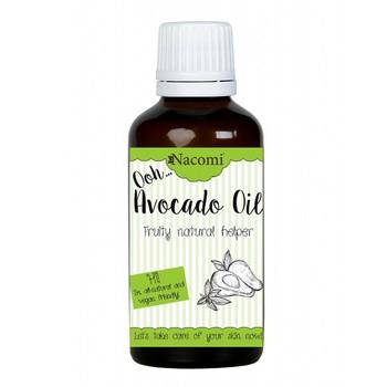Nacomi, olej avocado, rafinowany, 50 ml