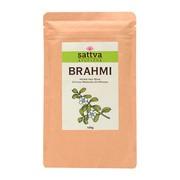 Sattva Herbal Brahmi Pwder, ziołowa maseczka do włosów, 100 g