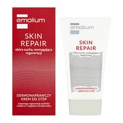 Emolium Skin Repair, dermonaprawczy krem do stóp, 100 ml