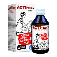 ACTI-trin, syrop, 100 ml