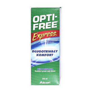 Alcon Opti-Free Express, płyn do soczewek, 355 ml