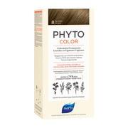 Phyto Color, farba do włosów, 8 jasny blond, 1opakowanie