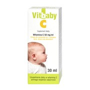 VitBaby C, krople, 30 ml