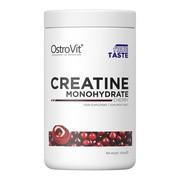 OstroVit Creatine Monohydrate, smak wiśniowy, proszek, 500 g