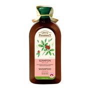 Green Pharmacy, szampon do włosów tłustych u nasady i suchych na końcach, żeń-szeń, 350 ml