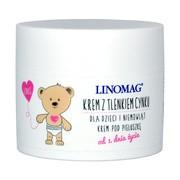 Linomag, krem z tlenkiem cynku dla dzieci i niemowląt, 50 ml