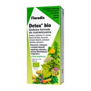 Floradix Detox Bio, płyn, 250 ml