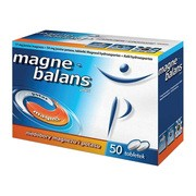 Magne-Balans Plus, tabletki, 50 szt.