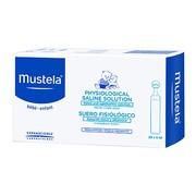 Mustela Bebe-Enfant, serum fizjologiczne, 5 ml, 20 ampułek