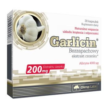 Olimp Garlicin, kapsułki, 30 szt.