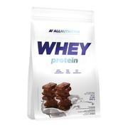 Allnutrition Whey Protein, proszek, smak podwójna czekolada, 908 g