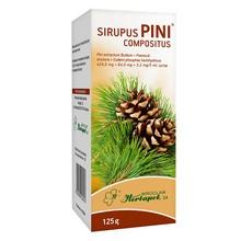 Sirupus Pini compositus, syrop, 125 g