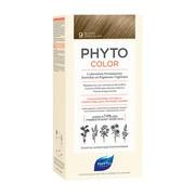 Phyto Color, farba do włosów, 9 bardzo jasny blond, 1opakowanie