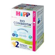 HiPP 2 BIO Combiotik, mleko następne, 6 m+, proszek, 750 g