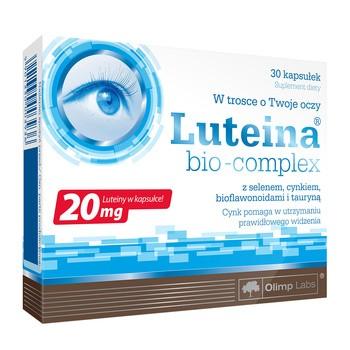Olimp Luteina Bio-Complex, kapsułki, 30 szt.