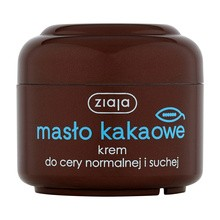 Ziaja Masło Kakaowe, krem, skóra normalna i sucha, 50 ml