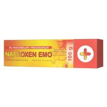 Naproxen Emo, 100 mg/g, żel, 100 g