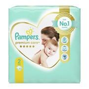 Pampers Premium Care 2, pieluszki 4 - 8 kg, 23 szt.