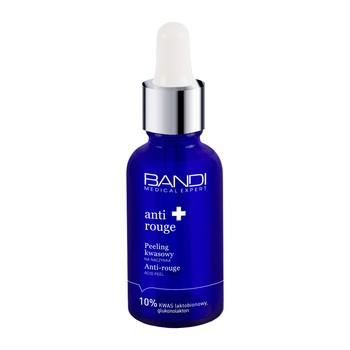 Bandi Medical Expert Anti-Rouge, peeling kwasowy na naczynka, 10% kwas laktobionowy, glukonolakton, 30 ml