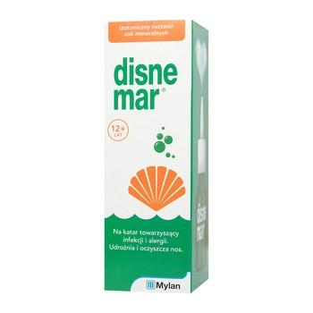 Disnemar, fizjologiczny roztwór donosowy dla dorosłych, 25 ml