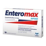 Enteromax, kapsułki, 10 szt.