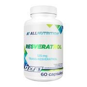 Allnutrition Resveratrol, kapsułki, 60 szt.