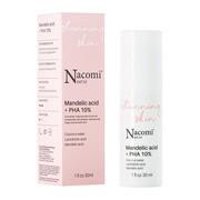 Nacomi Next LVL, serum Kwas Migdałowy + PHA 10%, 30 ml
