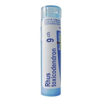 Boiron Rhus-toxicodendron, 9CH, granulki, 4g