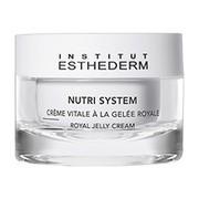 Esthederm Nutri System, Royal Jelly Vital, odżywczy krem, 50 ml