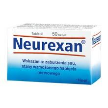 Heel-Neurexan, tabletki, 50 szt.