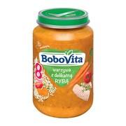 Bobo Vita, warzywa z delikatną rybą, 190 g