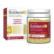 Solderol 2K, witamina D 2 000 j. m., kapsułki, 60 szt.