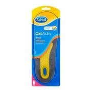 Scholl GelActiv, wkładki do obuwia do pracy damskie, 1 para