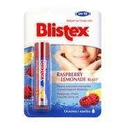 Blistex Raspberry Lemonade, balsam do ust, sztyft, SPF 15, 4,25 g