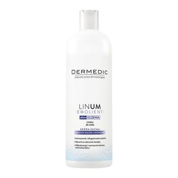 Dermedic Emolient Linum, lotion do ciała, 400 g