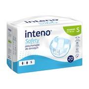 Inteno Safety Pieluchomajtki dla dorosłych, S, 20 szt.