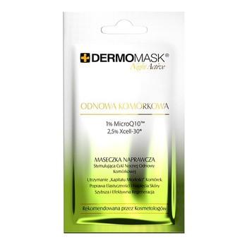 Dermomask Night Active, Odnowa Komórkowa, maseczka naprawcza, 12 ml, 1 saszetka