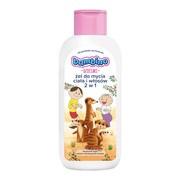 Bambino Dzieciaki, żel do mycia ciała i włosów 2w1, 400 ml