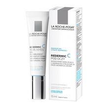 La Roche-Posay Redermic C Eyes, krem pod oczy wypełniający zmarszczki, intensywnie ujędrniający, 15 ml