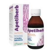 Apetiherb, 1,5 g/10 g, syrop, 125 g